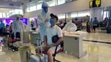 Hà Nội lấy mẫu xét nghiệm đánh giá nguy cơ tại Cảng hàng không quốc tế Nội Bài