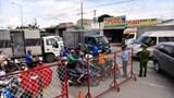 Hơn 8.000 xe được TP Hồ Chí Minh cấp giấy nhận diện phương tiện