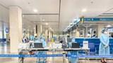 Xét nghiệm COVID-19 dịch vụ tại sân bay Tân Sơn Nhất