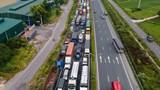 [Infographic] Chi tiết 16 làn luồng xanh để phương tiện ra vào Hà Nội