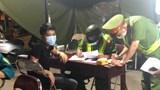 Hà Nội tiếp tục xử phạt 877 trường hợp vi phạm phòng, chống dịch