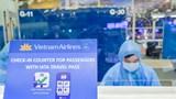 Chuyến bay đầu tiên của Việt Nam ứng dụng hộ chiếu vaccine COVID-19