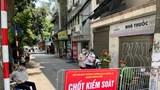 Quận Hoàn Kiếm: Điều chỉnh cách ly y tế một số khu vực phường Chương Dương