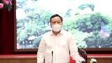 Thường vụ Thành uỷ Hà Nội đồng ý tiếp tục giãn cách xã hội đến 6 giờ ngày 6/9