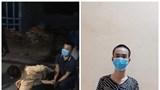 Hà Nội: Bị nhắc đeo khẩu trang, thanh niên tấn công trung uý CSGT