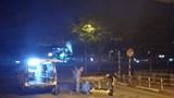 Hà Nội: Làm rõ thông tin người đàn ông tự ngã từ vành đai 2 xuống đường Đội Cấn