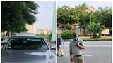 """Hà Nội: Ô tô chở 6 người không giấy đi đường định """"thông chốt"""" bị cảnh sát bắt giữ"""