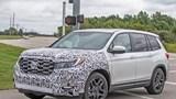 Xuất hiện mẫu SUV Honda Passport mới trong các bài kiểm tra thử nghiệm
