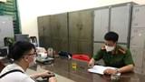 Hà Nội: Làm rõ chủ tài khoản facebook xuyên tạc về dịch Covid-19 tại Cầu Giấy