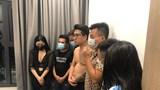 Hà Nội: Tạm giữ hình sự nhóm đối tượng tổ chức tiệc ma tuý tại chung cư cao cấp
