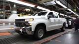 GM sẽ tạm ngừng 8 nhà máy sản xuất ô tô vì thiếu chip