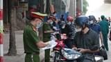 Công an Hà Nội thông báo chính thức về xét duyệt, cấp giấy đi đường