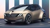 BMV giới thiệu i Vision Circular Concept EV với kiểu dáng kỳ lạ