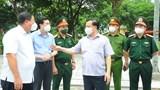 Bí thư Thành ủy Hà Nội Đinh Tiến Dũng: Tiếp thu cầu thị, điều chỉnh cấp và kiểm tra giấy đi đường phù hợp với thực tiễn