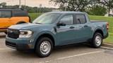 Ford tạm dừng sản xuất xe bán tải Maverick hybrid mới