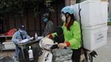 Hà Nội: Dừng vận chuyển hàng hóa tươi sống từ Vùng 2, Vùng 3 vào Vùng 1 bằng xe hai bánh