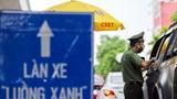 24h: Hà Nội kiểm soát 9.085 lượt phương tiện ra vào cửa ngõ thành phố