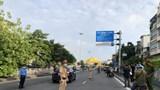CSGT Hà Nội nỗ lực hạ nhiệt ùn tắc giao thông tại từng chốt