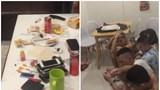 Hà Nội: Bắt quả tang 9 thanh niên mở tiệc ma tuý trong căn hộ cao cấp