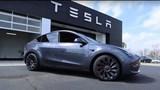 Tesla dẫn đầu về số lượng xe ô tô điện EV tại Mỹ