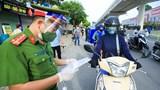 24h: Hà Nội kiểm soát 8.285 lượt người trong nội thành, xử phạt 8 trường hợp