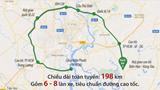 Nghiên cứu, đề xuất phương án đầu tư phù hợp đường vành đai 4 TP Hồ Chí Minh