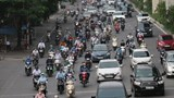 Hà Nội: Đầu tuần giao thông thông thoáng, các phương tiện lưu thông bình thường