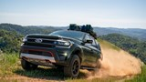 Ford ra mắt phiên bản off-road Expedition 2022 với diện mạo mới
