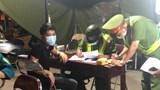 Hà Nội: Xử lý 235 trường hợp vi phạm quy định phòng, chống dịch Covid-19