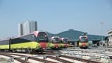 Dự án đường sắt đô thị đoạn Nhổn - ga Hà Nội sẽ chạy thử liên tiếp tất cả đoàn tàu trong tháng 12