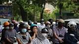 """Hà Nội: Người dân lại ngán ngẩm với """"bài ca"""" tắc đường"""