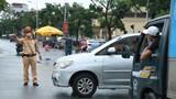 Từ sáng 24/7, ô tô nối đuôi nhau quay đầu tại cửa ngõ Thủ đô