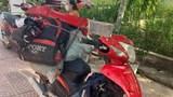 Thanh niên ngủ gật đâm vào lan can đường sau 3 ngày chạy xe máy về quê tránh dịch