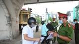 Một tuần giãn cách xã hội: Các chốt kiểm soát giao thông phát huy hiệu quả mạnh mẽ