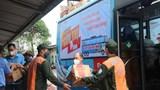 Trao 703 suất quà tới công nhân lao động ngành Giao thông vận tải Hà Nội