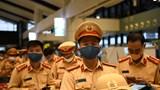 Tăng cường cán bộ, chiến sĩ CSGT hỗ trợ TP Hồ Chí Minh
