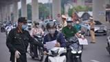 Hà Nội: 150.000 giấy đi đường đã được cấp trong 2 ngày
