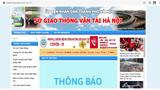 Sở GTVT Hà Nội tiếp tục dừng giải quyết thủ tục hành chính trực tiếp