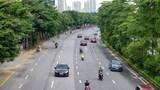 Giao thông đông dần ngày đầu Hà Nội nới lỏng nhiều quận huyện