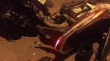 Vụ tai nạn khiến 3 người bị thương