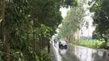 Xe máy va chạm với ô tô khiến 1 người tử vong tại chỗ
