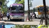Giữa Thủ đô, 100% xe khách xuất bến chạy 'rùa bò', lập 'bến cóc'
