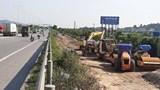 Đường gom cao tốc Hà Nội - Bắc Giang nguy cơ chậm tiến độ lần 3