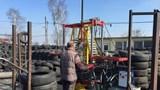 Sử dụng lốp xe cũ: Lợi bất cấp hại?