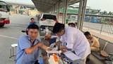 Một tài xế xe khách Bắc Giang dương tính với ma tuý tại bến Yên Nghĩa