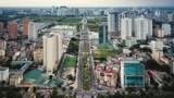 Phân luồng giao thông tuyến đường Nguyễn Văn Huyên kéo dài
