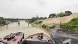 """Thái Nguyên: Bến thủy không phép """"bức tử"""" cầu Đa Phúc"""