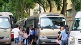 Hà Nội xử phạt hàng chục xe đưa đón học sinh