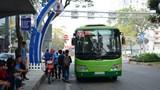 Sản lượng xe buýt ở TP.HCM sụt giảm gần 300 triệu lượt khách