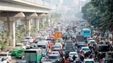 Nỗ lực giảm áp lực ùn tắc giao thông dịp cuối năm